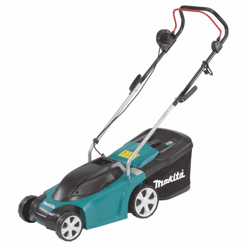 Makita ELM3311X Makita Electric 33cm Rotary Lawnmower