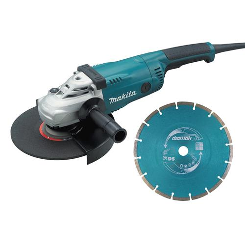 makita ga9020kd makita 230mm angle grinder. Black Bedroom Furniture Sets. Home Design Ideas