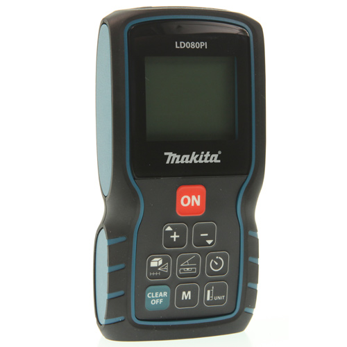 Makita LD080PI Makita Laser Range Finder - 80m