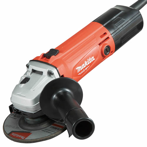 Makita MT Series 115mm Angle Grinder 570W 240 Volts