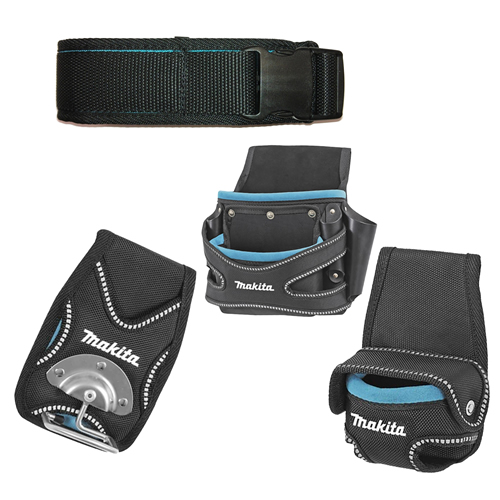 Makita P2000 Belt Set - Pouch, Hammer and Tape holder