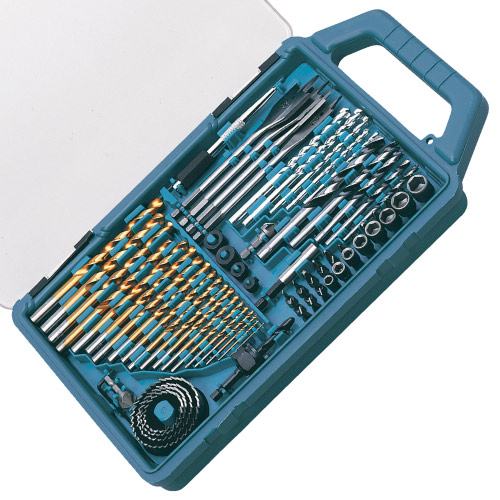 Makita P-44024 Makita 75 Piece Drill Bit Set