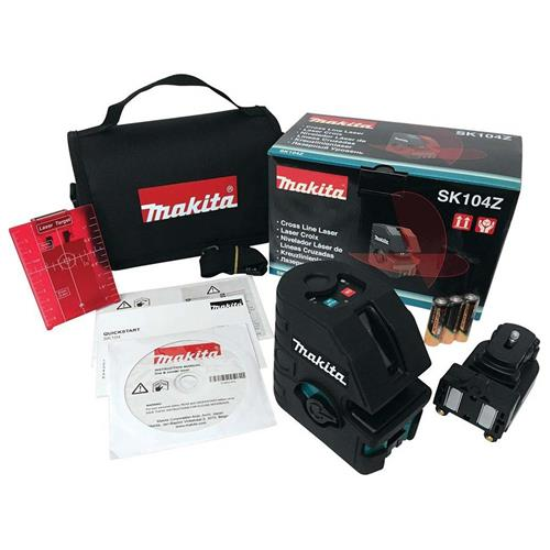 Makita SK104Z Makita Self Levelling Cross Line Laser