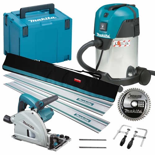 Makita Plunge Cut Saw Package 5