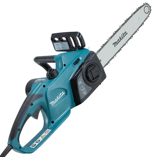 Makita Electric Chainsaw (35cm bar) 240 Volts