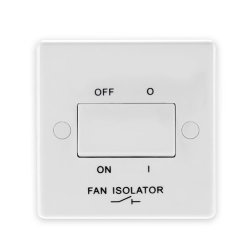 BG 815 Triple-Pole Fan Isolator Switch
