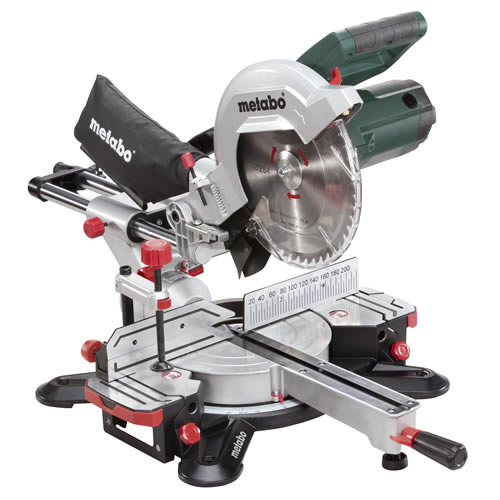 Metabo KGS254 - M2015 254mm Mitre Saw 240 Volts