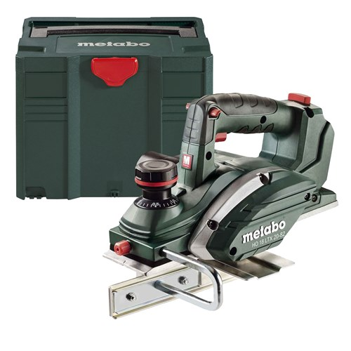 Metabo HO LTX 20-82 18V 82mm Planer - Body in Metaloc Case