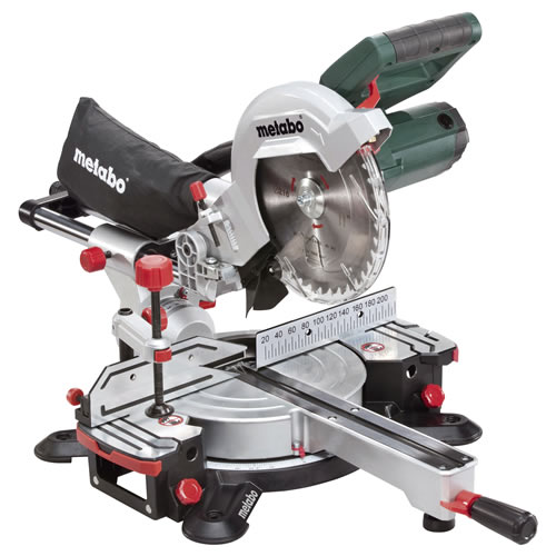 Metabo KGS 18 LTX Metabo 18v 216mm Cordless Mitre Saw (Body Only)