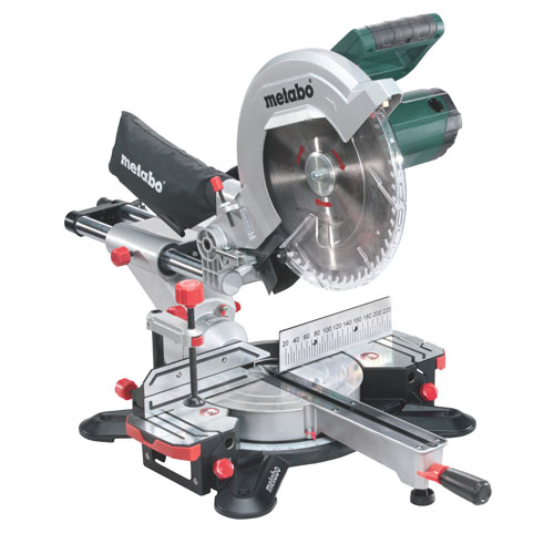 Metabo KGS254M2015 Metabo 254mm Mitre Saw (2015 Model)