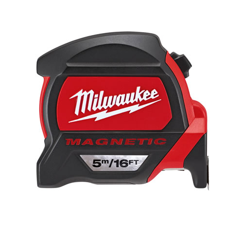 Milwaukee 48227216 Milwaukee GEN2 5m/16ft Magnetic Tape Measure