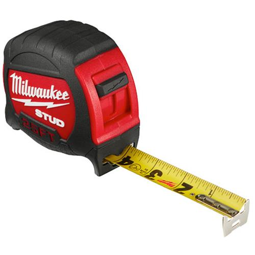 Milwaukee 48229908 STUD Tape Measure 7.5m