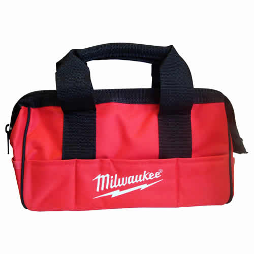 Milwaukee 4931416739 Milwaukee M12 Small Tool Bag 305mm/12""