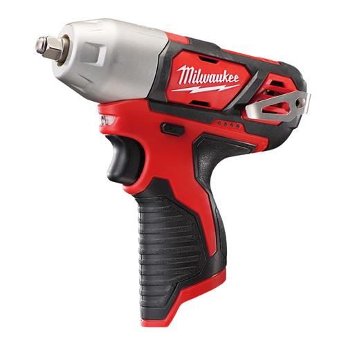"Milwaukee M12 BIW-380 Milwaukee 12v RED Li-ion 3/8"" Impact Wrench - Body Only"