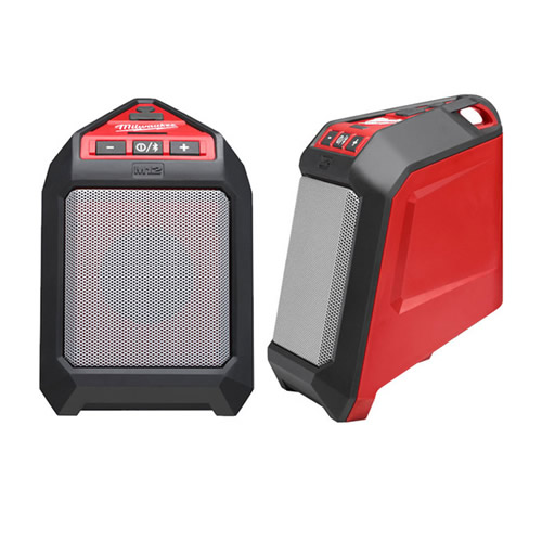 Milwaukee M12 JSSP-0 Milwaukee Jobsite Bluetooth Speaker