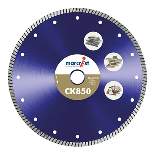 Marcrist CK850 Turbo Extreme Speed Tile Blade 230mm