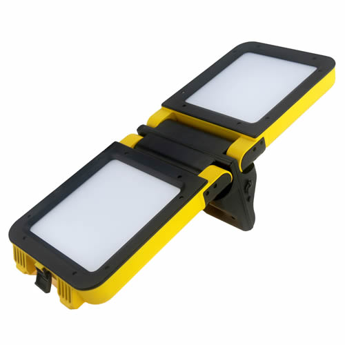 NightSearcher GALAXY 2400 NightSearcher Folding LED floodlight - 2400 lumens
