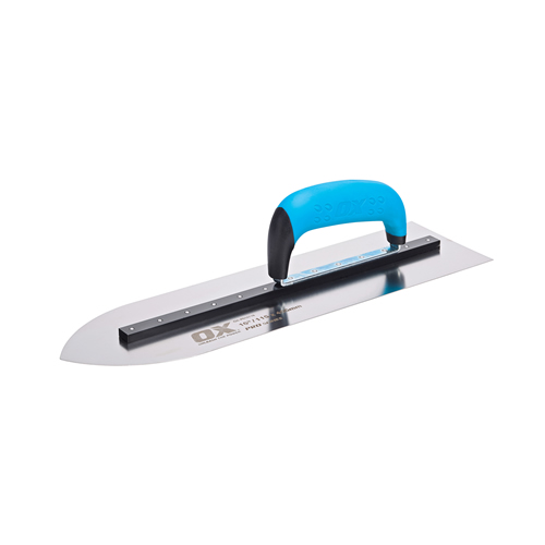 OX Tools P018716 Pro Pointed Flooring Trowel 400mm/16''