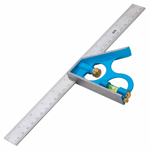 OX Tools P025630 Ox Pro Combination Square 305mm/12""