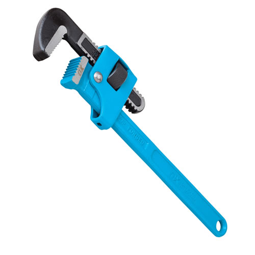 """OX Tools P441814 OX Pro Stillson Pattern Pipe Wrench 350mm/14"""""""
