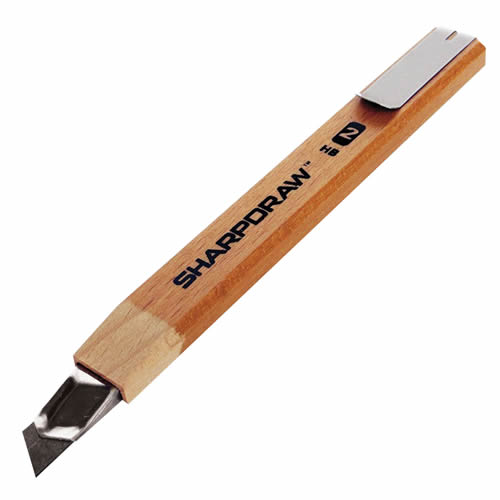 OX Tools P500601 OX Pro Sharpdraw Snap-Off Carpenters Pencil
