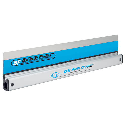 OX Tools P531012 OX Speedskim Stainless Flex Finishing Rule 1200mm