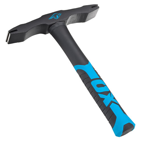 OX Tools T085028 Ox Trade Double Ended Scutch Hammer 28oz