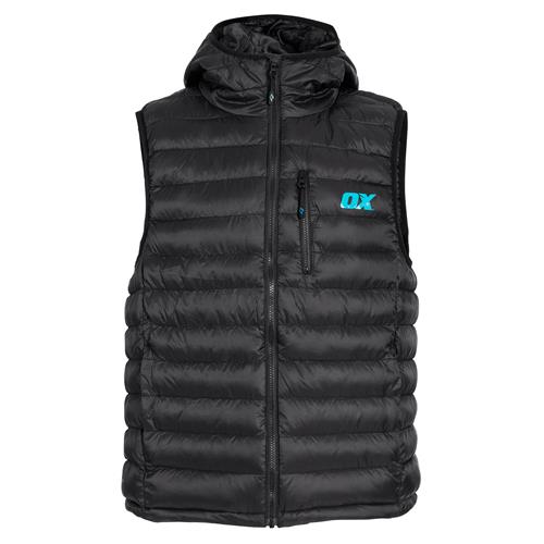 OX Ribbed Padded Gilet