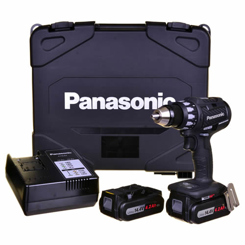Panasonic EY74A2LS2S Panasonic 14.4v Li-ion Brushless Drill Driver