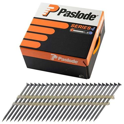 Paslode 141084 Paslode 50 x 2.8mm 34° Plastic Strip Nail Screw - Box of 1100