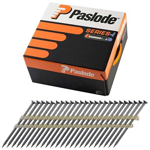 Paslode 141085 Paslode 65 x 2.8mm 34° Plastic Strip Nail Screw - Box of 1100