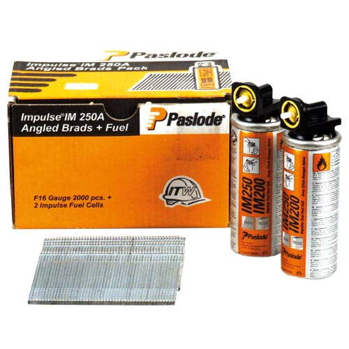 Paslode 300272 Paslode 45mm Angled Brad Nails (2000)