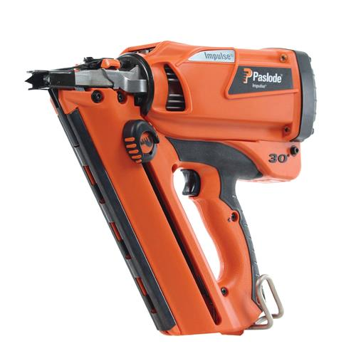 Paslode IM350+ LITHIUM 7.2v Gas First Fix Framing Nail Gun with 1 x 1.2Ah Battery, Charger and Case