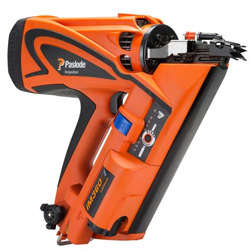 Paslode Im360ci 7 4v Gas First Fix Framing Nail Gun With