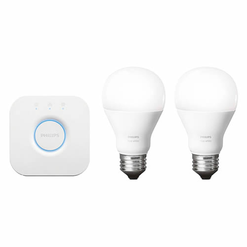 Philips Hue 929001137014 Philips Hue E27 White Lighting Starter Kit