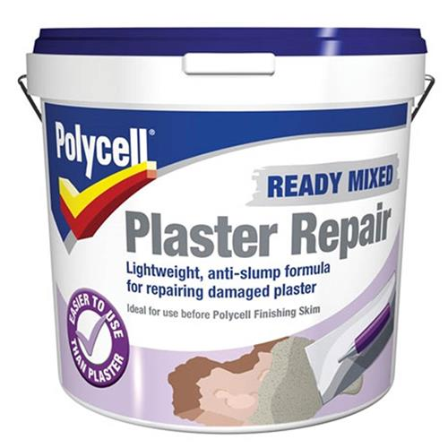 Polycell Polycell Plaster Repair Polyfilla Smooth 2.5 Litre