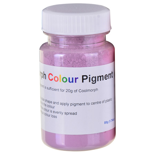 Polymorph PMC50P Polymorph Mouldable Plastic Colouring - Purple