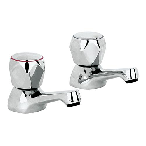 Pro tap 298610CP Pro Classic Basin Taps Chrome Plated
