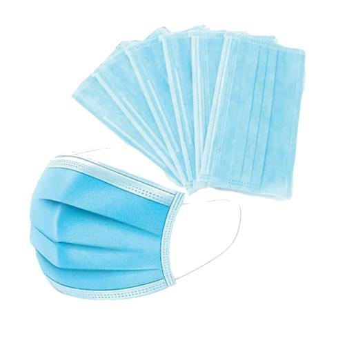 ITS Disposable 3 Ply Mask - Pack Of 50