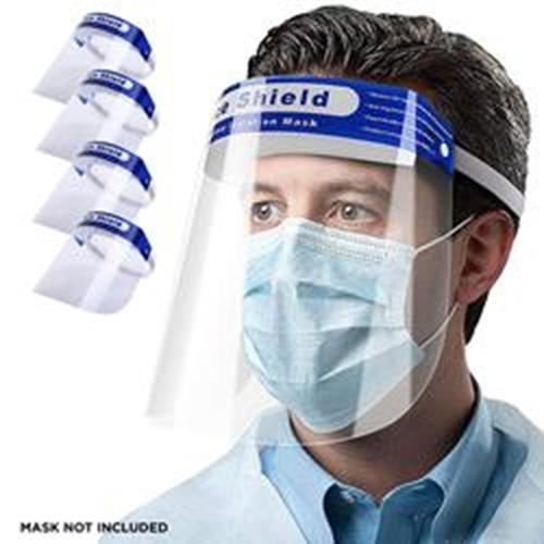 ITS ITS Protective Face Shield - Pack Of 5