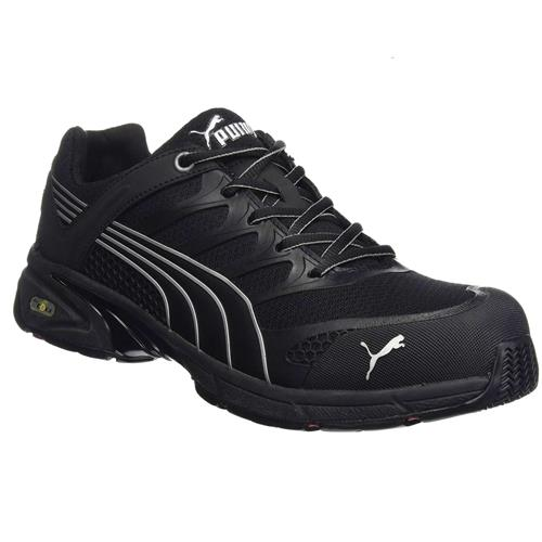 Puma Safety Trainers (Black)