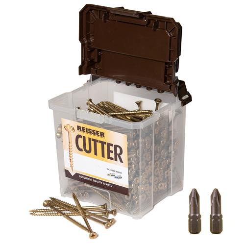 Reisser 8221440PB Reisser Cutter Tubs 4 x 40mm (Box of 1200)