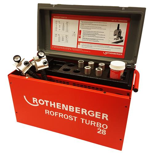 """Rothenberger 15002699 Pipe Freezing System Rofrost Turbo 1.14"""""""