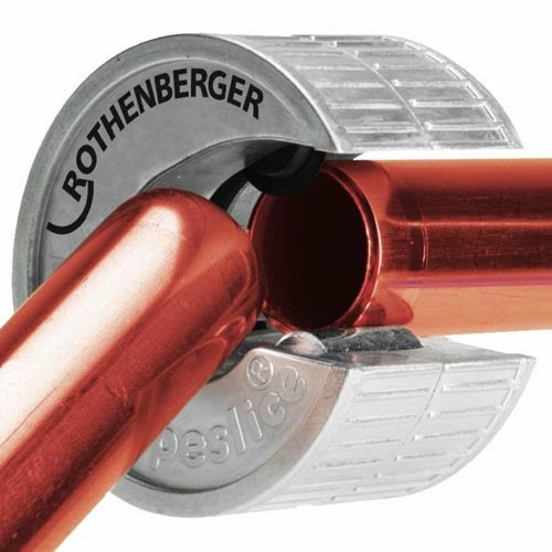 Rothenberger Pipeslice 15mm Copper Tube Cutter