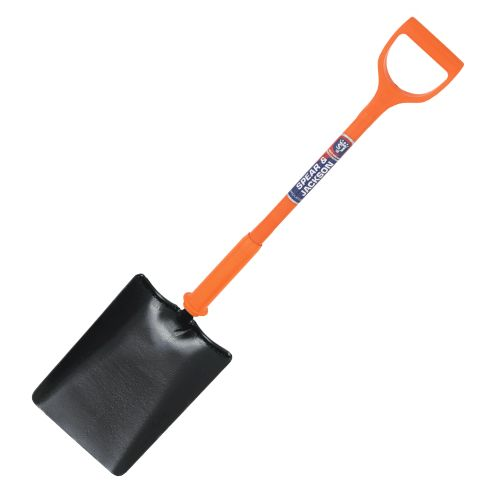 Spear & Jackson 2028PF/INS12 Insulated Taper Mouth Shovel