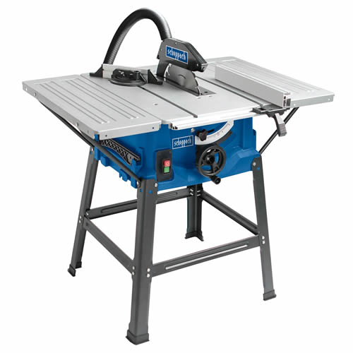 "Scheppach HS100S Scheppach 10"" Table Saw"