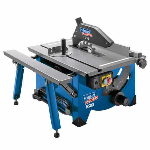 Scheppach 8'' Table Saw (210mm) 240 Volts