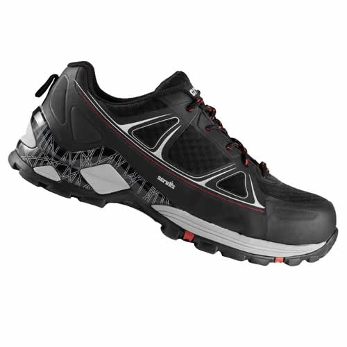 Scruffs SPEEDWORK TRAINER Scruffs SpeedWork Safety Trainer - Black