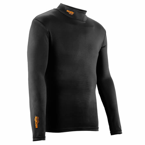 Scruffs T5137T Scruffs Active PRO Base Layer Work Top (Black)