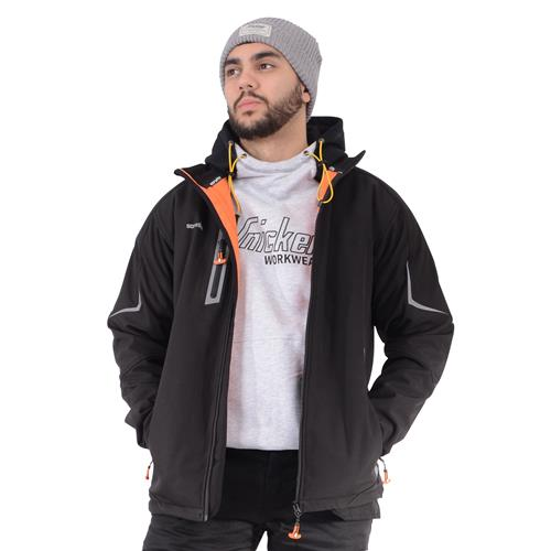 Scruffs Softshell Jacket - Black